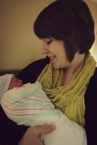 Auntie Sadie and Amelia